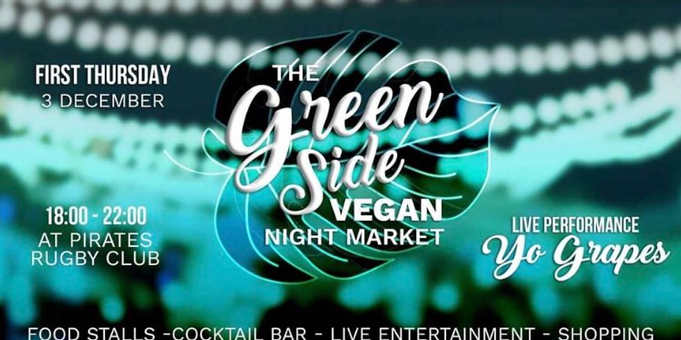 Greenside Vegan Night Market