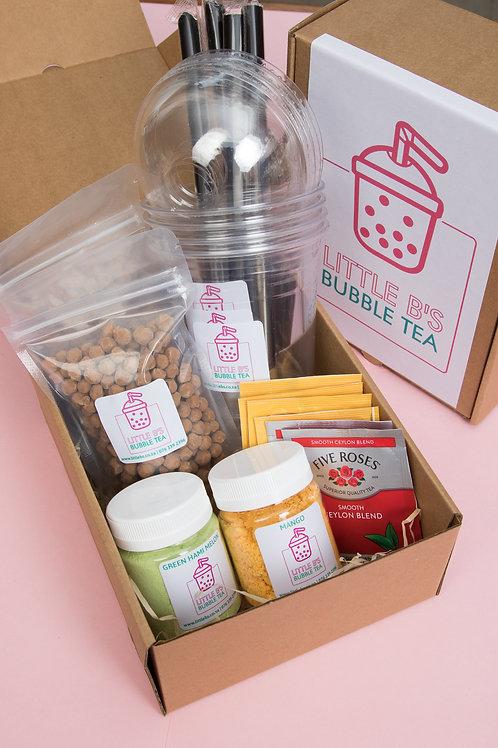 Milk Bubble Tea Gift Box 8 Drinks