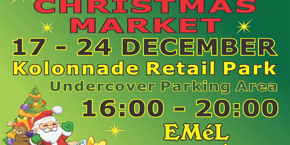 Kolonnade Retail Park Christmas Market