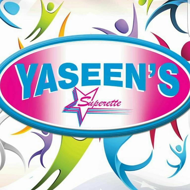 Yaseens Superette Pop up