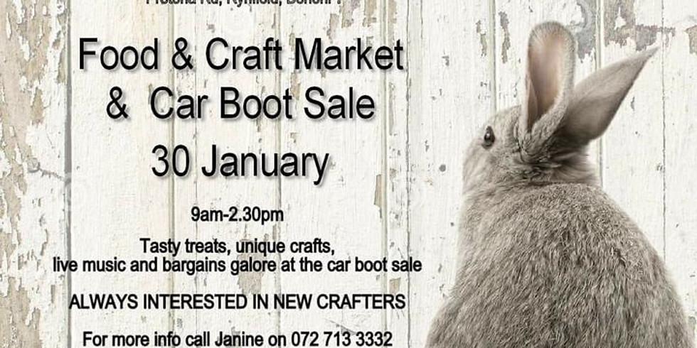 Bunny Park Food and Craft Market -Benoni