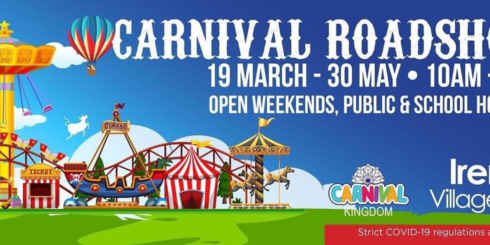 Irene Mall Carnival Road Show