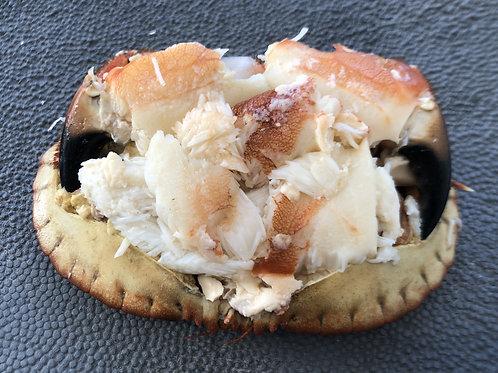 Fresh dressed crab