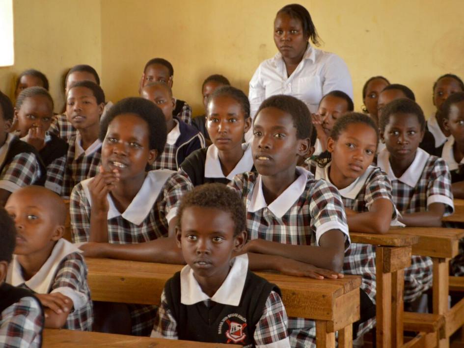 Girl Child empowerment
