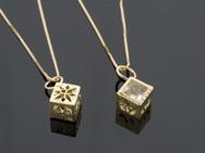 CUBETTO /Necklace