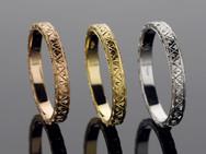 ARABESCO TRIANGOLO/ring