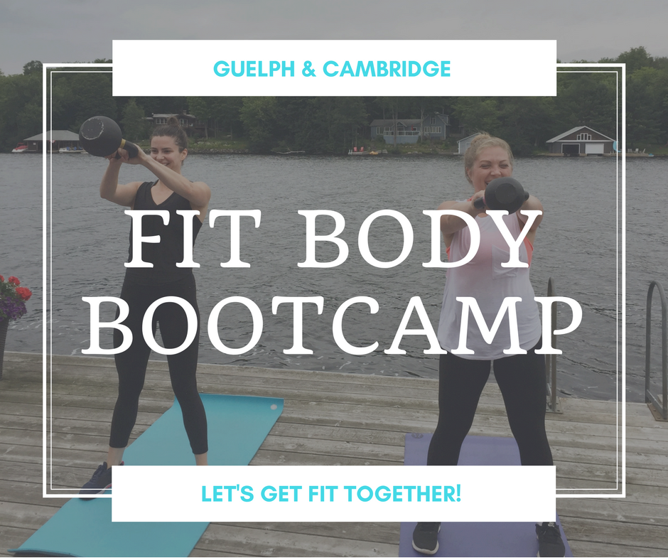 Bootcamp, Fitness, Guelph, Cambridge