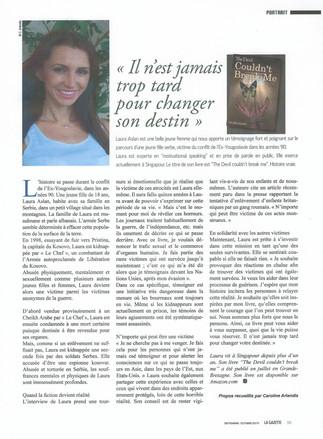 La Gazzet interview.jpg