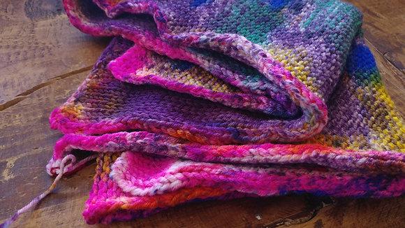 Lots o' Purple Sock Blank