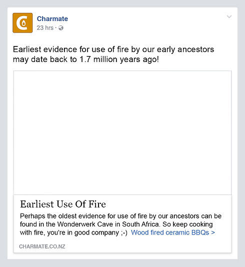Charmate Earliest use of Fire post.jpg