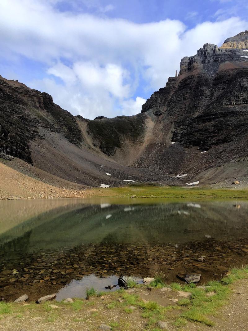 Larch Valley/Sentinel Pass