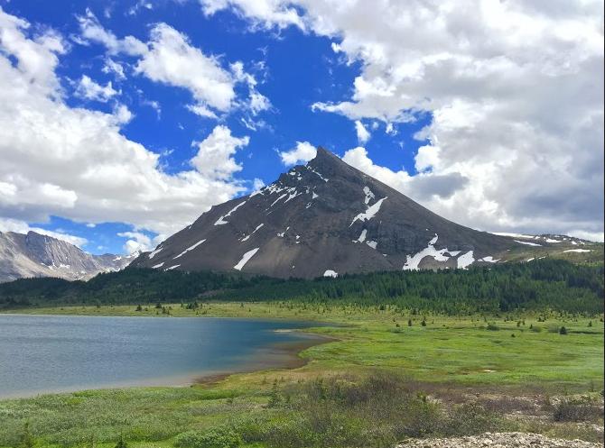 Skoki Circuit- Part 2 (Hidden Lake to Baker Lake)