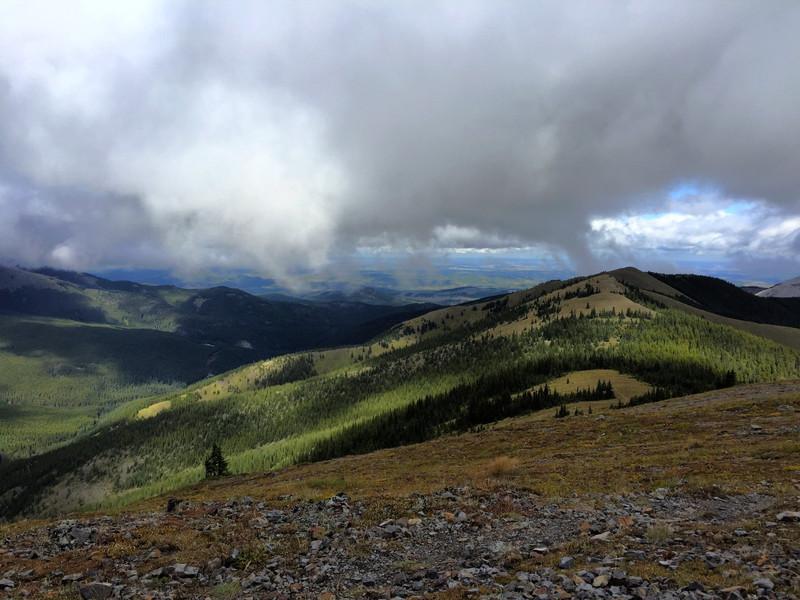 Jumpingpound Ridge Lookout