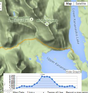 Forks GPS Map