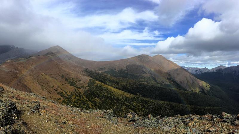 Centennial Ridge/Mt. Allen