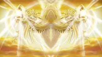 Sophia Christ Dragons of Light