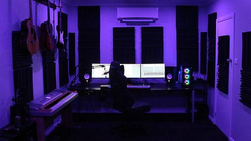 Harry Cleverdon Recording & Production