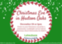 [Original size] Christmas in Hudson Oaks