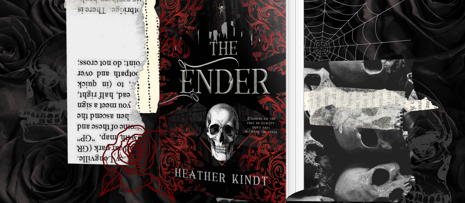 HAPPY RELEASE DAY: The Ender by Heather Kindt