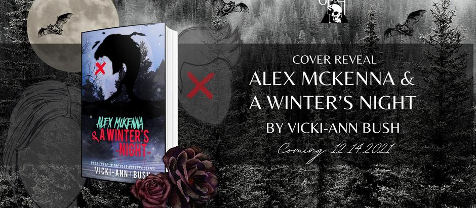 HAPPY COVER REVEAL: Alex McKenna #3 by Vicki-Ann Bush