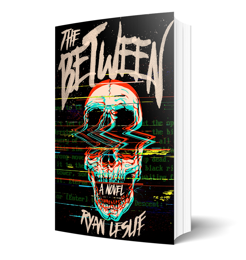 The Between by Ryan Leslie Cover Reveal