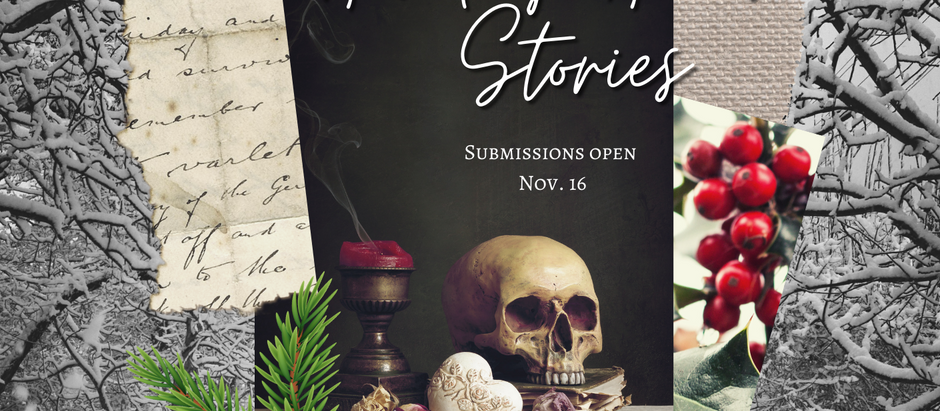 Announcing HOLIDAY HEARTH STORIES