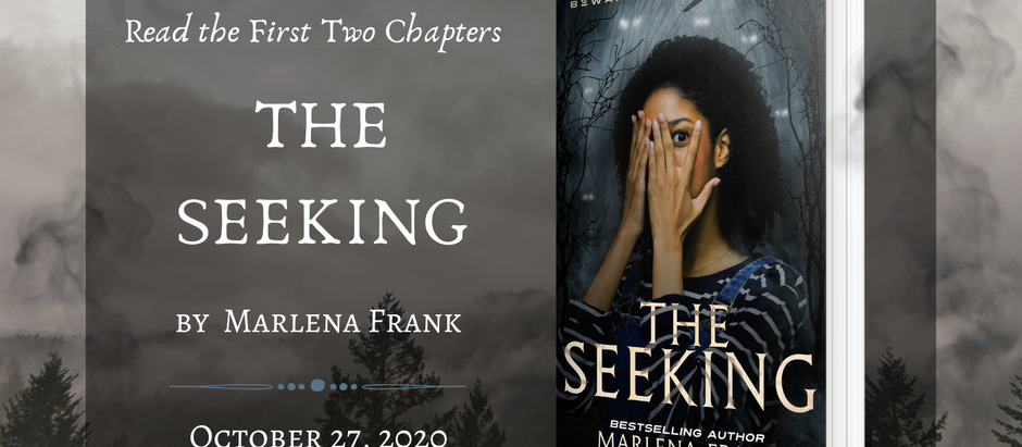 READ THE FIRST TWO CHAPTERS: The Seeking by Marlena Frank