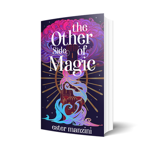 The Other Side of Magic by Ester Manzini
