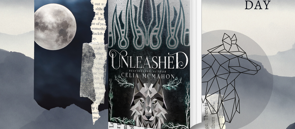 HAPPY RELEASE DAY: Unleashed (Unspoken, #3) by Celia McMahon