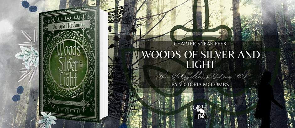 READ THE FIRST TWO CHAPTERS: Woods of Silver and Light by Victoria McCombs