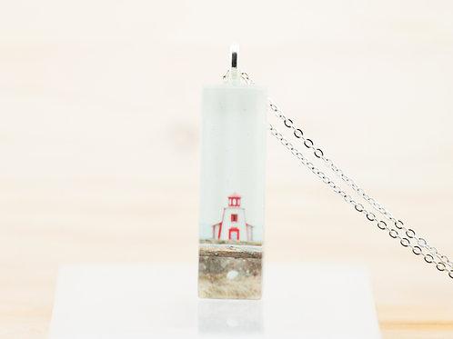 Petit phare, pendentif