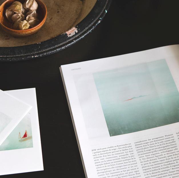 Magazine Vie des Arts