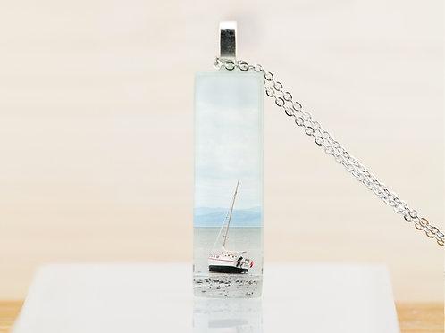 Le bateau, pendentif