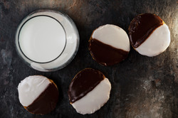 Black & White Cookies