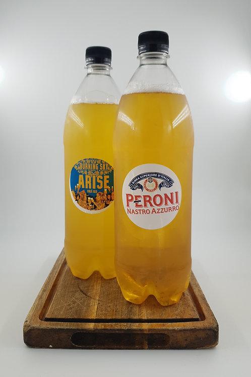 1 Litre Peroni Nastro Azzurro Draught Beer