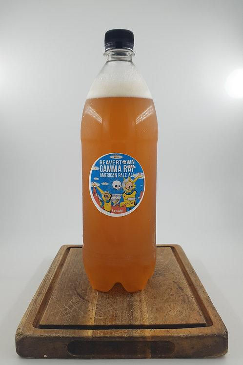 1 Litre Beavertown Gamma Ray Draught Beer
