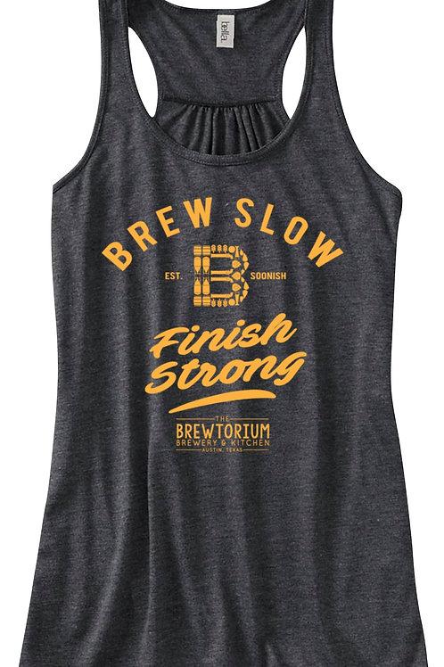 Women's Brew Slow Tank
