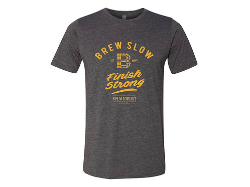 Men's Gray Brew Slow T-Shirt