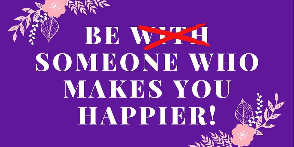 Ready, Set, Get Happier! (Sept)