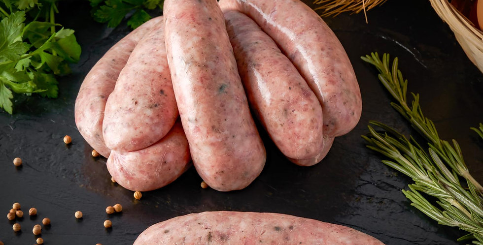 Pork Sausages (Lawrence of Leamore) 750g Thick Cumberland
