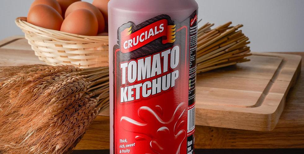 Crucials Sauce Tomato Ketchup