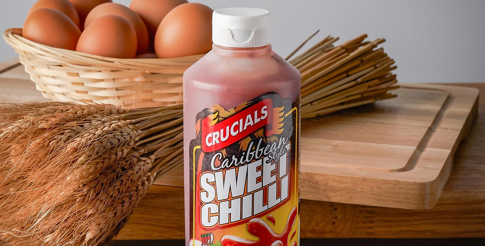 Crucials Caribean Sweet Chilli Sauce