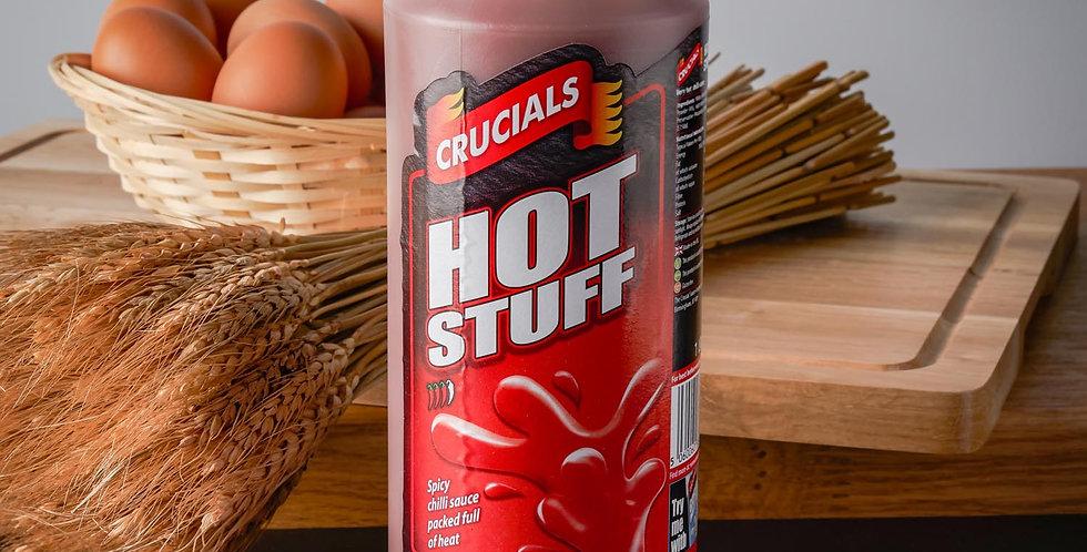 Crucials Sauce Hot Stuff