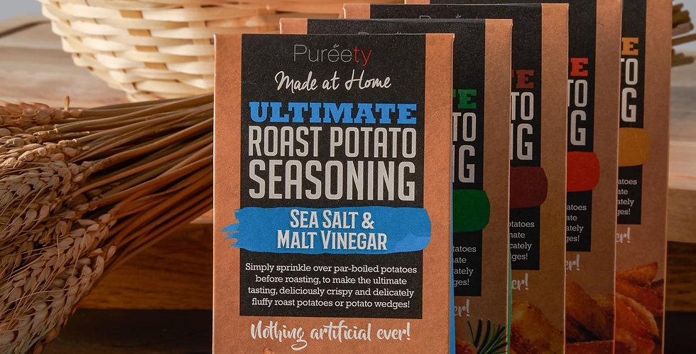 Pureety Sprinkle On Roast Potato Seasonings