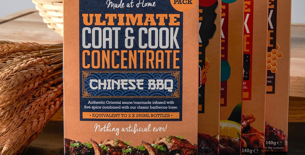 Ultimate Concentrated Sauces/Marinades