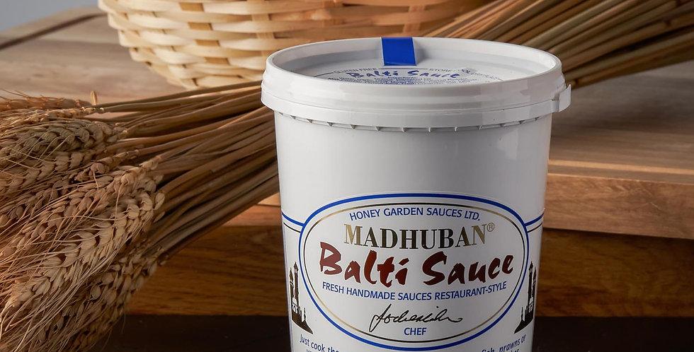 Madhuban Balti Sauce