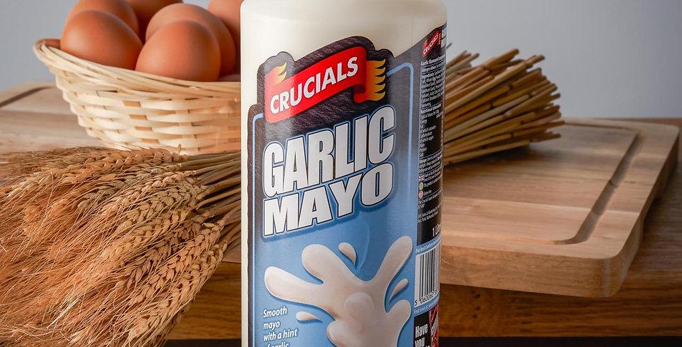 Crucials Sauce Garlic Mayo