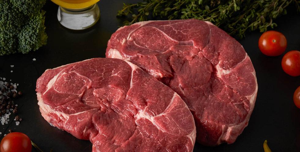 Lamb Leg Steaks (3-4 steaks) 1kg