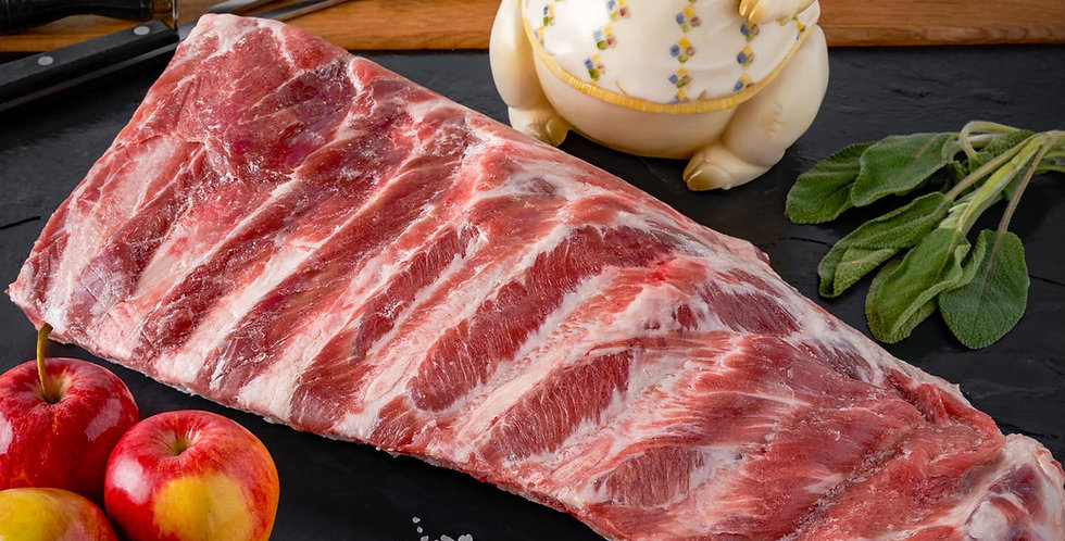 Plain Meaty Pork Ribs 1kg