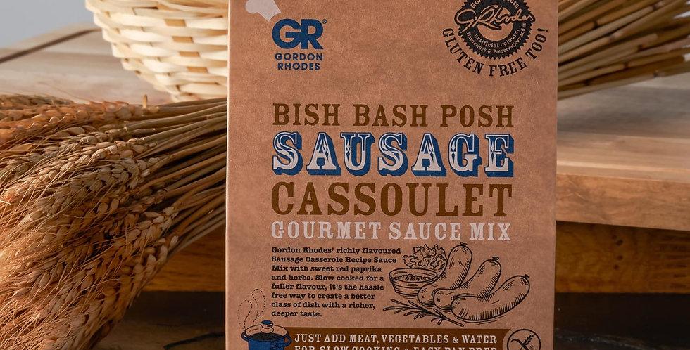 Gordon Rhodes Bish Bash Posh Sausage Cassoulet